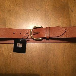 Frye Belt